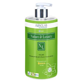 Nature & Luxury VOLUME Кондиционер для объем и тонуса волос 730 мл