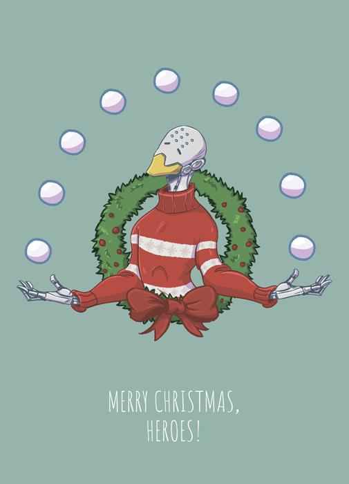 Рождественский Дзенъятта (а6)
