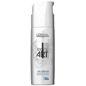 Спрей для волос экстрасильной фиксации L'Oreal Professional Tecni.art Fix 5