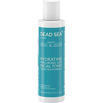 DEAD SEA+Увлажняющий тоник с гиалуроновой кислотой и минералами Мертвого Моря