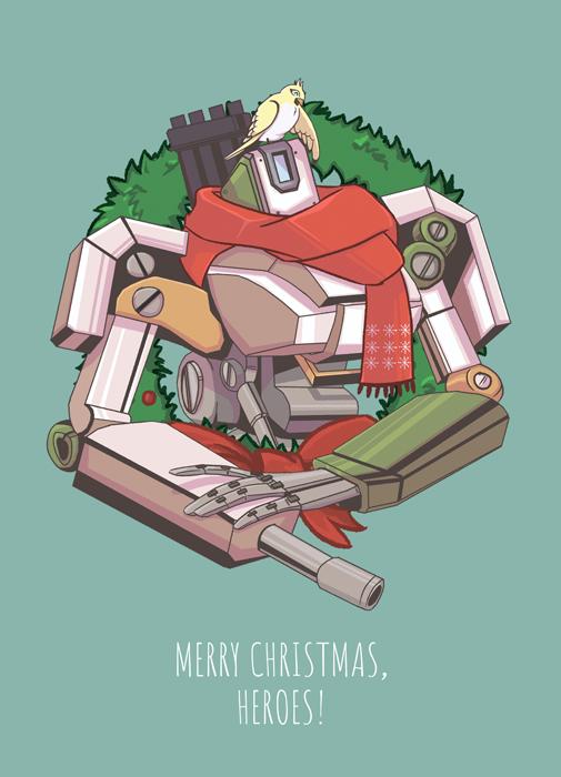 Рождественский Бастион (а6)