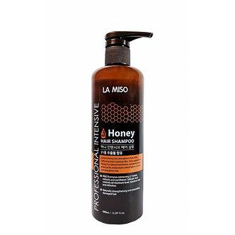 La Miso Шампунь для волос Professional Intensive Honey, 500мл
