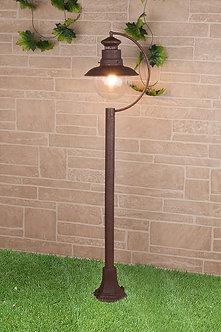 Светильник Elektrostandard Talli F брауни уличный на столбе