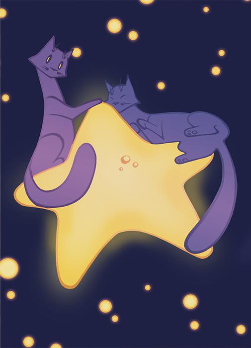 Звездные кошки
