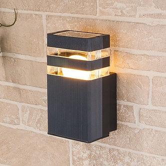 Светильник Elektrostandard TECHNO черный уличный настенный (1450)