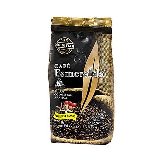 Cafe Esmeralda Французская обжарка молотый 250 г.