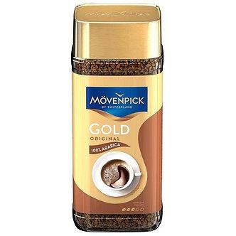 Movenpick ( Mövenpick ) Gold Original растворимый сублимированный кофе 100гр