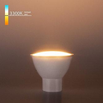 BLGU1005/ Светодиодная лампа GU10 LED 7W 3300K