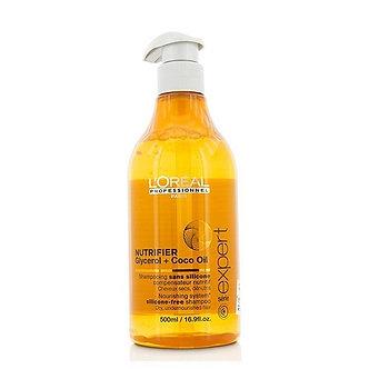 L'Oreal Nutrifier Питательный шампунь для сухих волос без силикона