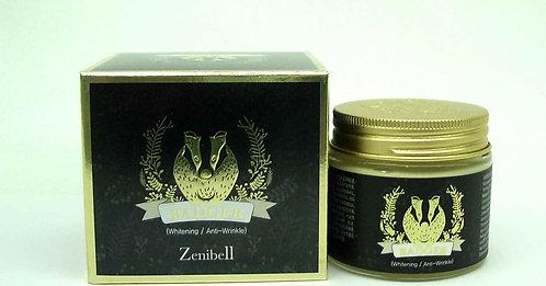 Zenibell Крем с жиром Черного Барсука 70гр