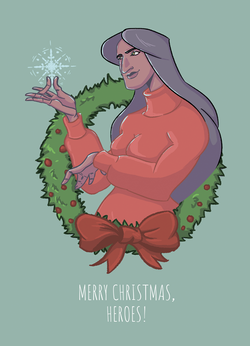Рождественская Симетра (а6)