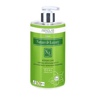 Nature & Luxury INTENSIVE CARE Шампунь нейтральный pH 4.5 д/ежеднев. применения