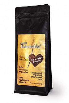 Кофе в зернах Cafe Esmeralda Gold Premium