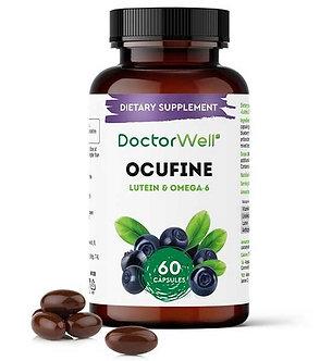 DoctorWell, Комплекс для глаз Ocufine, 60капсул