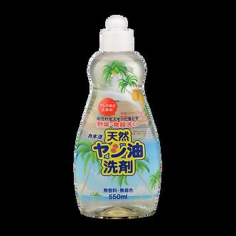 KANEYO Жидкость для мытья посуды овощей и фруктов с натуральным Пальмовым маслом