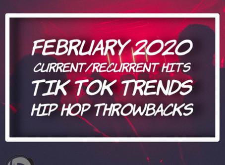 February 2020 Mix!