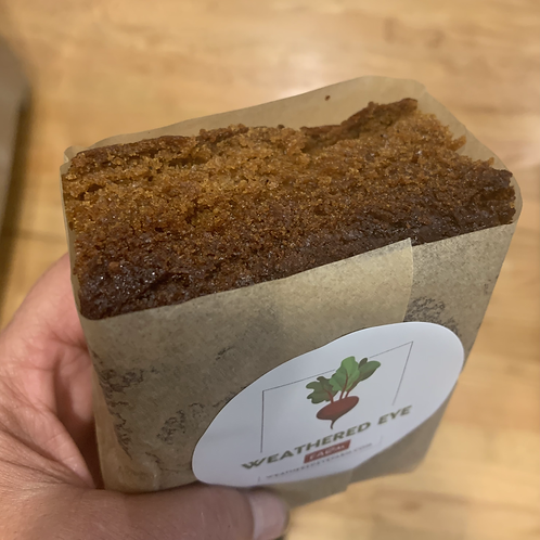 Gingerbread Cake Slab