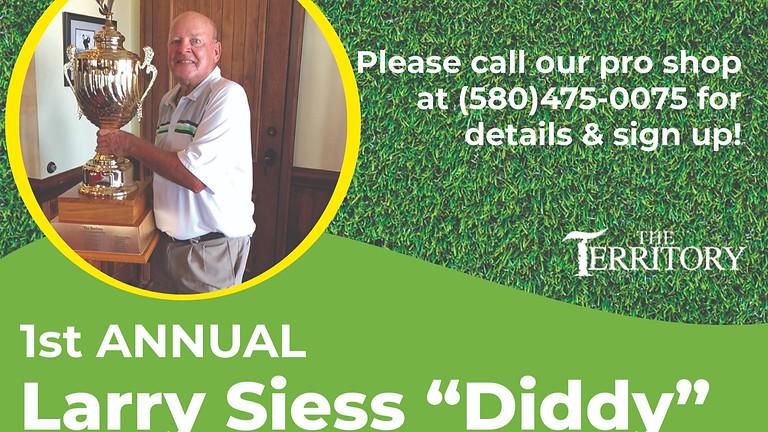 "Larry Siess ""Diddy"" Memorial Golf Tournament - Yellow Ball"