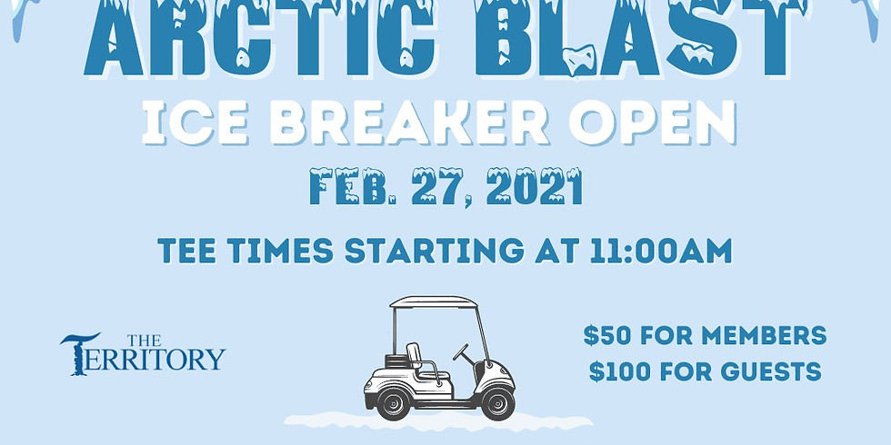 Arctic Blast - Ice Breaker Open