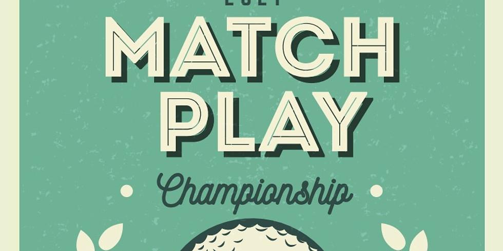 Match Play Championship 2021
