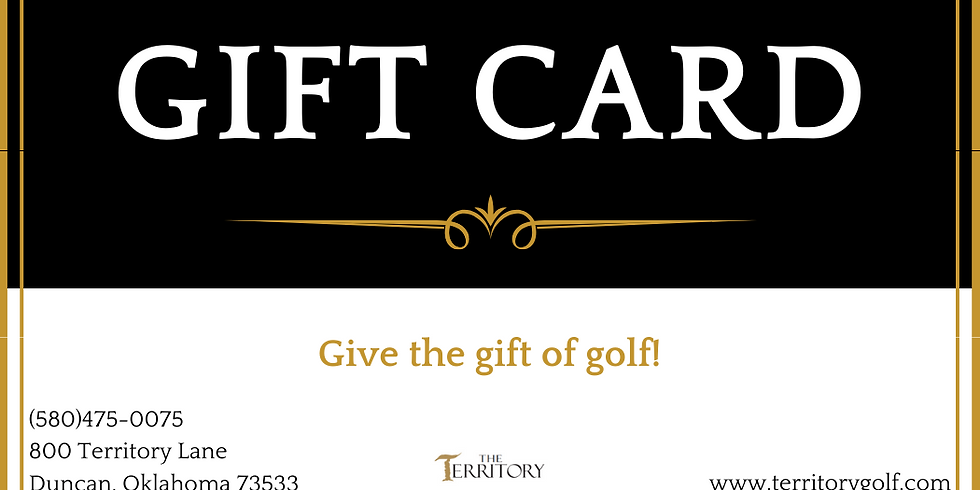 Holiday Gifts at The Territory!