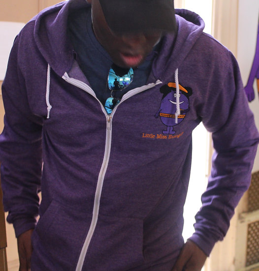 LME Purple Hoodies