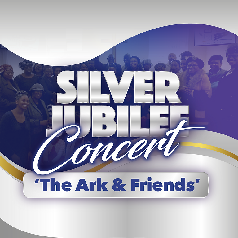 'The Ark & Friends' - Silver Jubilee Concert