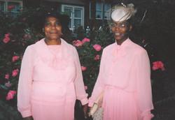 Mother & Daughter, Eula-Lee