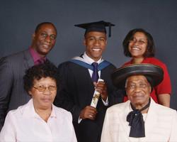 Raphael's (Grandson) Graduation 2011
