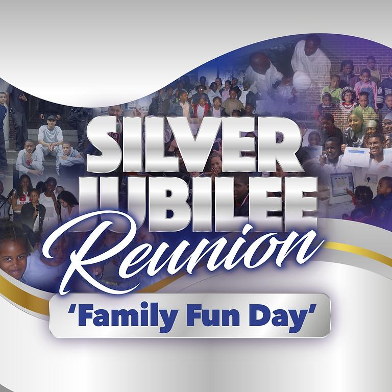 'Family Fun Day' - Silver Jubilee Reunion