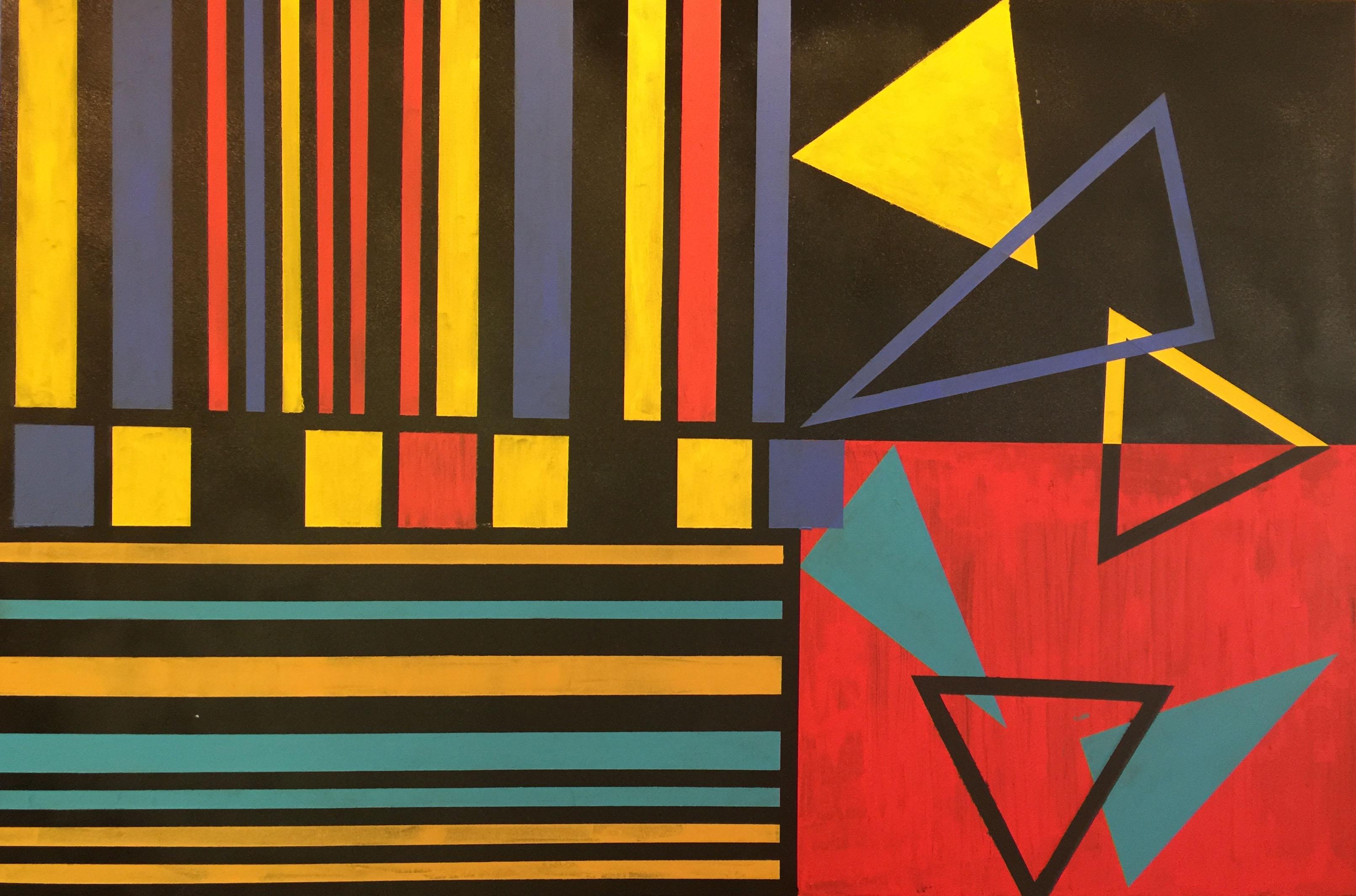Homage to Kandinsky