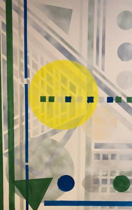 Homage to Kandinsky II