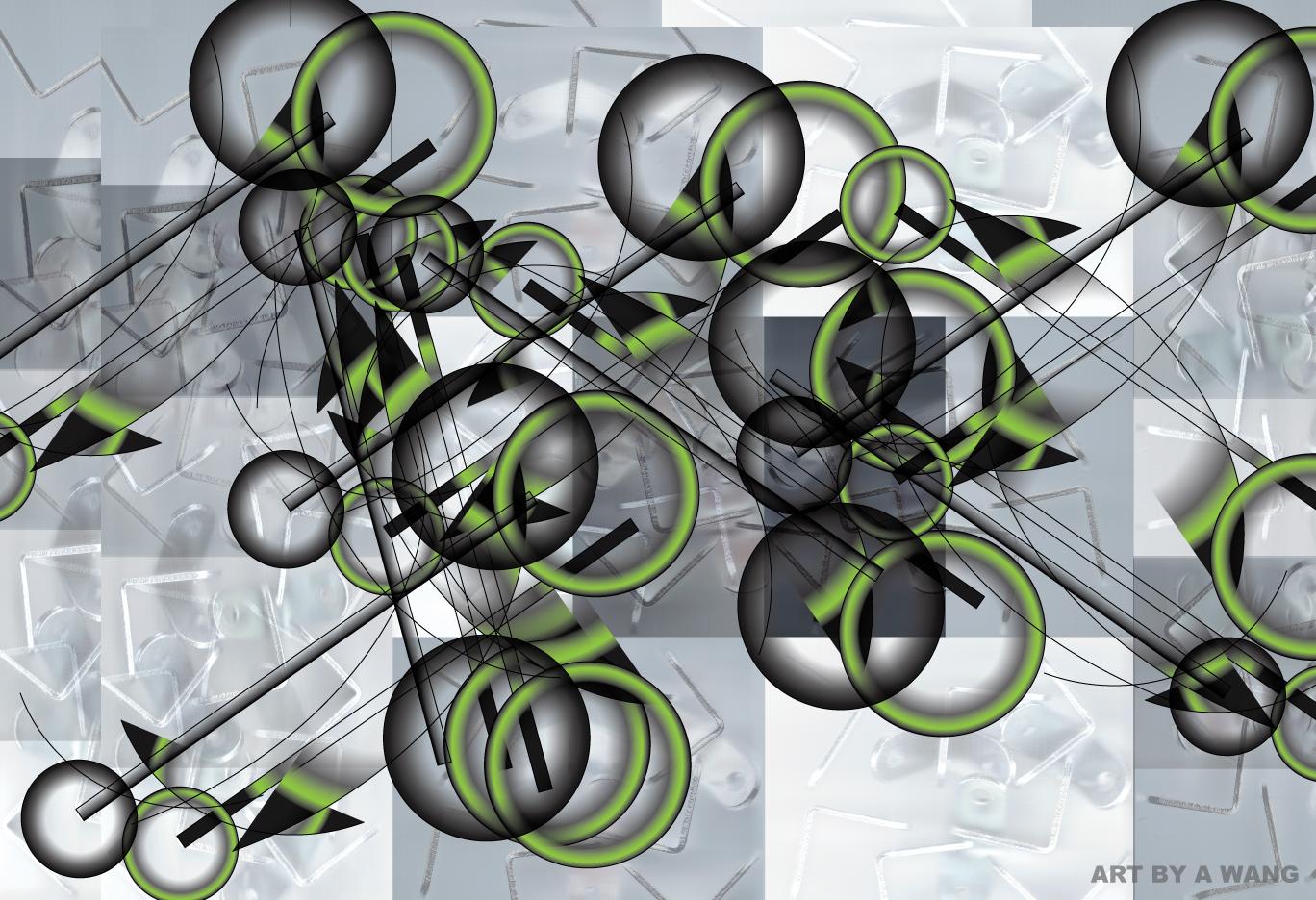 3DGram - Neon Green
