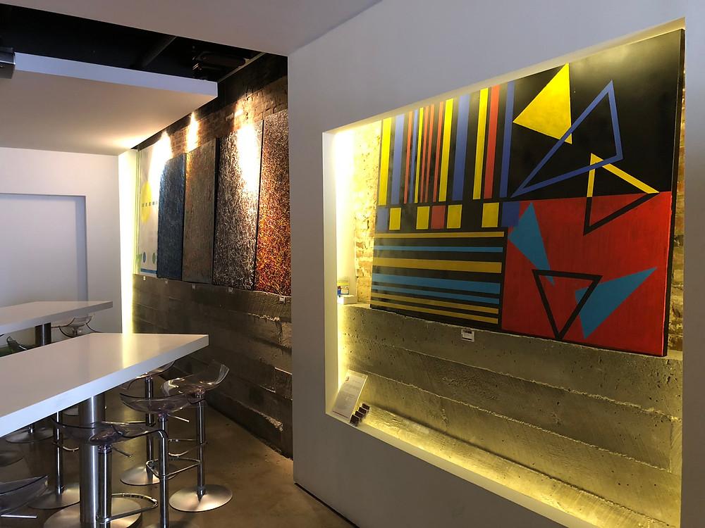 L2 Lounge Setup