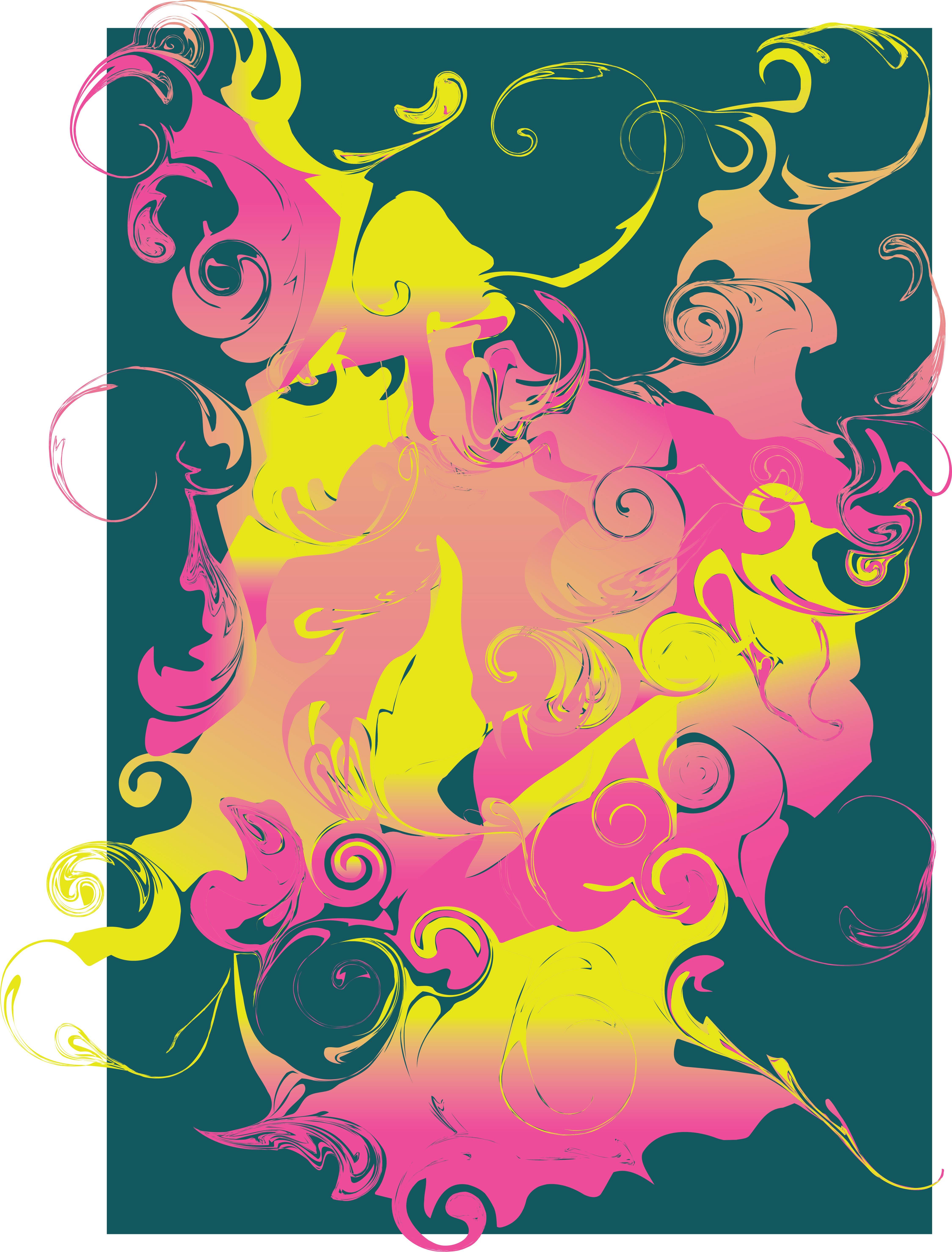 Swirls and Twirls IV