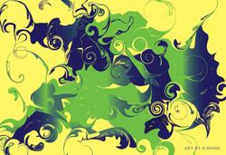 Swirls and Twirls I