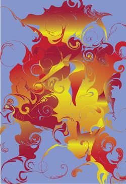 Inferno (aka Swirls and Twirls III)