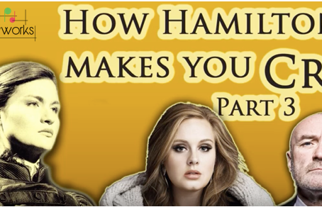 "New Video: Howard Ho's Latest Analysis of ""How Hamilton Makes You Cry"""