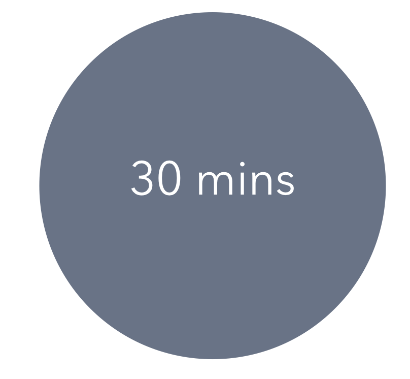 30-mins Zoom Check-In