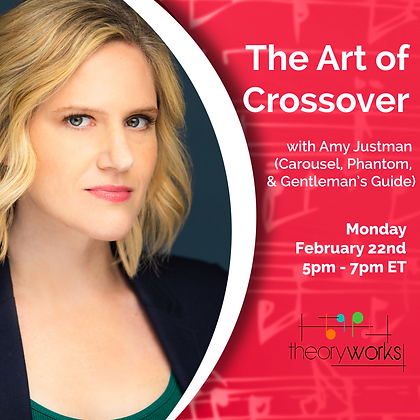 The Art of Crossover with Amy Justman
