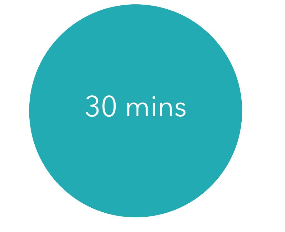 30-min Zoom Check In