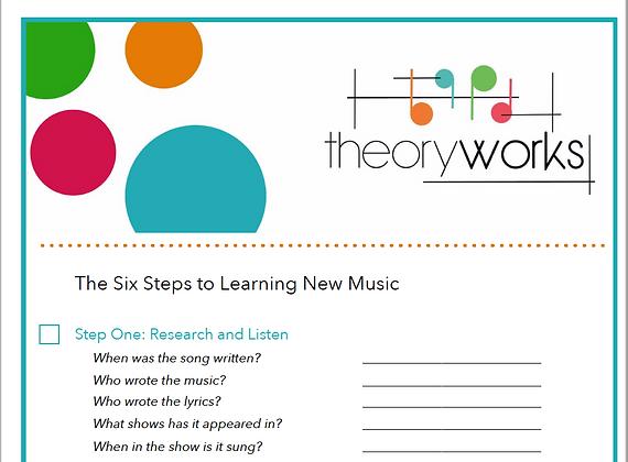 TheoryWorks - Six Steps Checklist