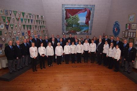 gruppo di cantori coro val san martino