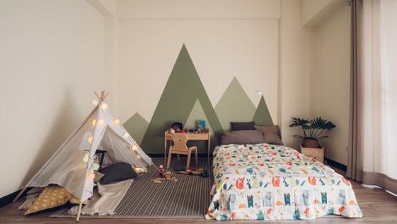 誰說北歐風與收納不可得兼?我的50坪北歐植感宅,集機能與綠意於一身|100室內設計文章