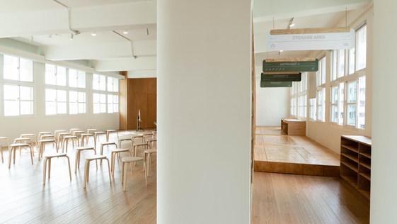 台灣校園變身美感場域!「學美‧美學」計畫以設計力改造穿堂、禮堂等7處學校空間|La Vie