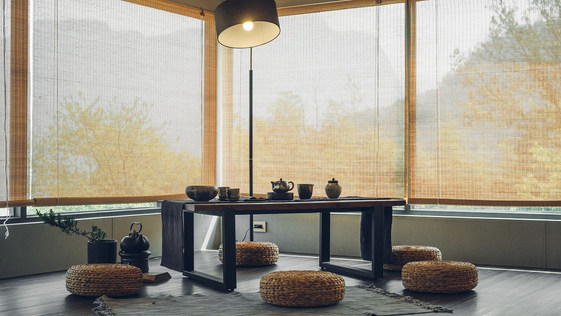 A Teahouse in the Mountains|Design anthoiogy