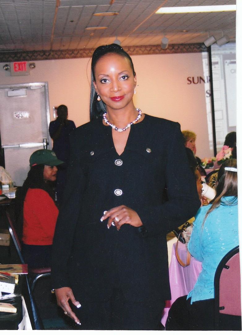 Cynthia Smith Mosley