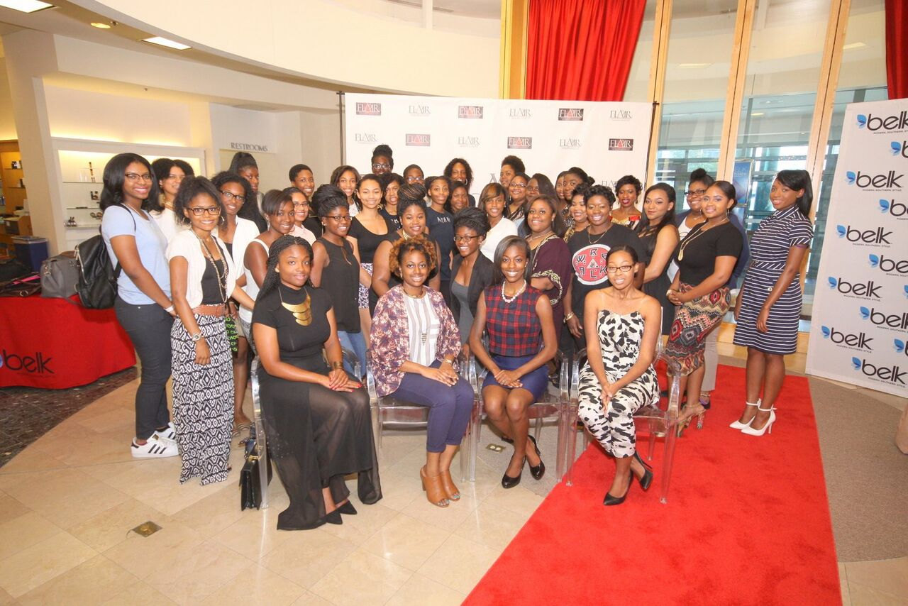 2015 FLAIR Cares Mentees