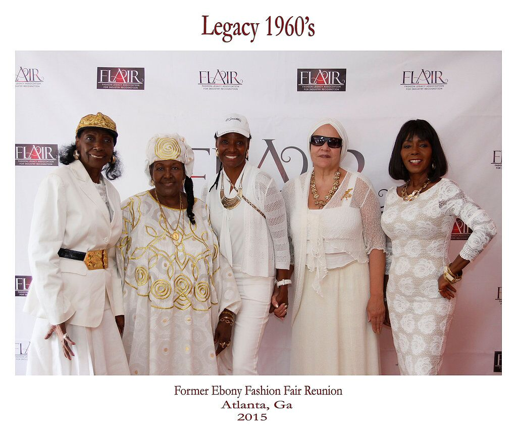 2015 All White Brunch FLAIR Alum 1960