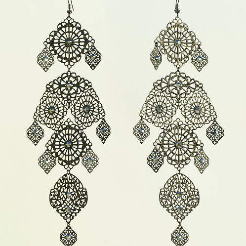 Horsford Collection Midnight Starlight Earrings